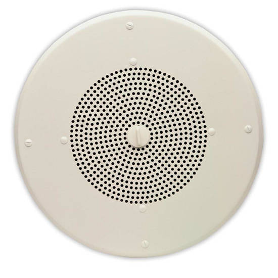 Picture of VALCOM VIP-120A - 8in Round One Way Ceiling IP